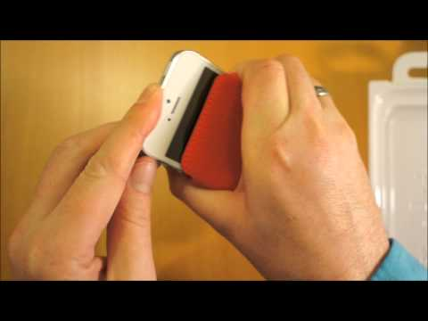 iPhone 5S / 5 Belkin Pocket Case Review Pink with Pull Tab