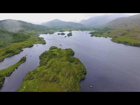 Ireland - Coasts and landscape in 4K - Phantom 4 PRO