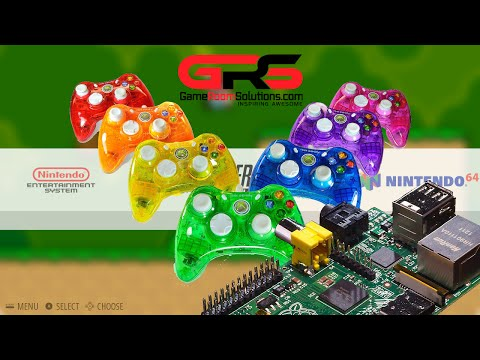How to Setup a Wired Xbox 360 Controller with Emulation Station, Retropie, RetroArch