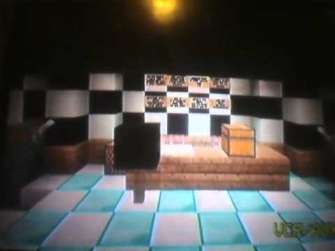 Five nights at Freddy's 2 multiplayer map(Xbox 360 Minecraft)