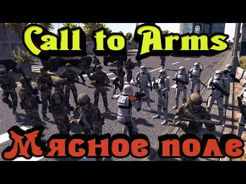 Call to Arms - МЯСНОЕ поле