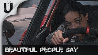 David Guetta feat. Sia & Rihanna - Beautiful People Say [The Fate of the Furious]