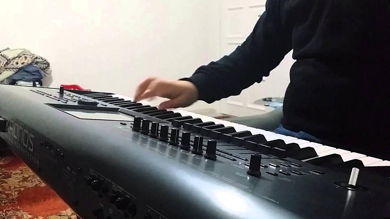 YENI 2020 Arabesk Damar Pop KORG Pa4x Elektro Baglama ve Strings YAYLI