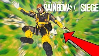 Rainbow Six Siege - Random Moments: #28 (10 Speed Ash,The Alibi Trick!)