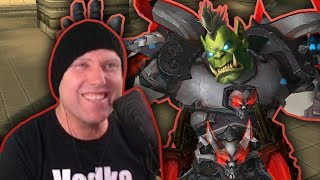 KNOW YOUR PLACE - Frost DK Rated 2v2 Arena PvP Highlights - Legion 7.3.5