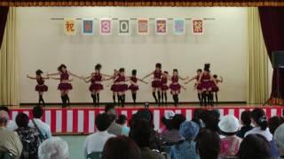 2016.10.30 福重文化祭『Watch Me』
