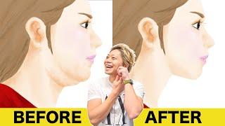 【1日1回】触るだけで小顔やせ!顔の脂肪をすっきり落とす! f.t. 美容整体師川島さん。