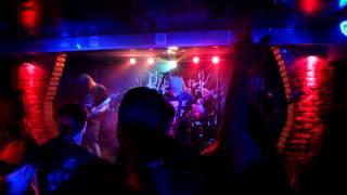 Barrabek - Summoning Redemption - Morbid Angel cover
