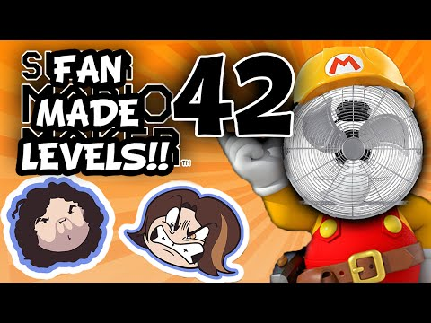Super Mario Maker: Playing It Cool - PART 42 - Game Grumps