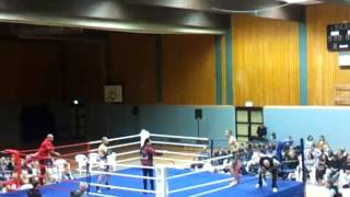 Tiger Warriors Gym Braunschweig- Gala in Trittau 2012 Stefan