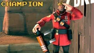TF2: Rocket Jump Champion