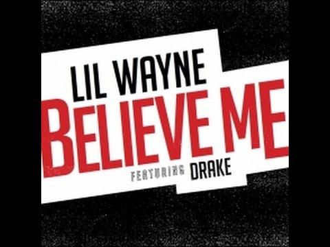 Lil Wayne Ft. Drake - Believe Me Instrumental