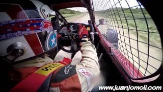 I Tramo de tierra Torralba - On board Juanjo Moll