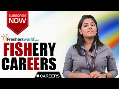 CAREERS IN FISHERY –B.F.Sc,M.F.Sc,Institutions,Research,Govt