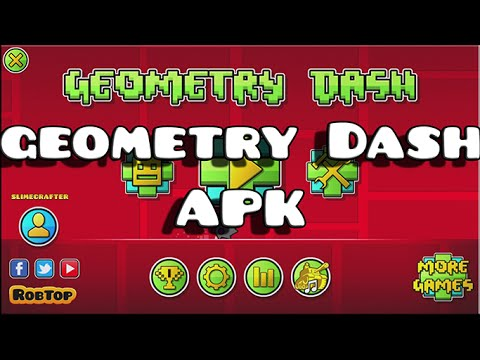 full version geometry dash apk full