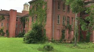 Abandoned Mental Asylum Georgia Went Inside