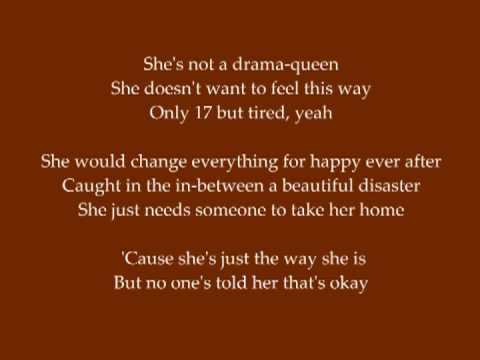 Jon McLaughlin - Beautiful Disaster with Lyrics