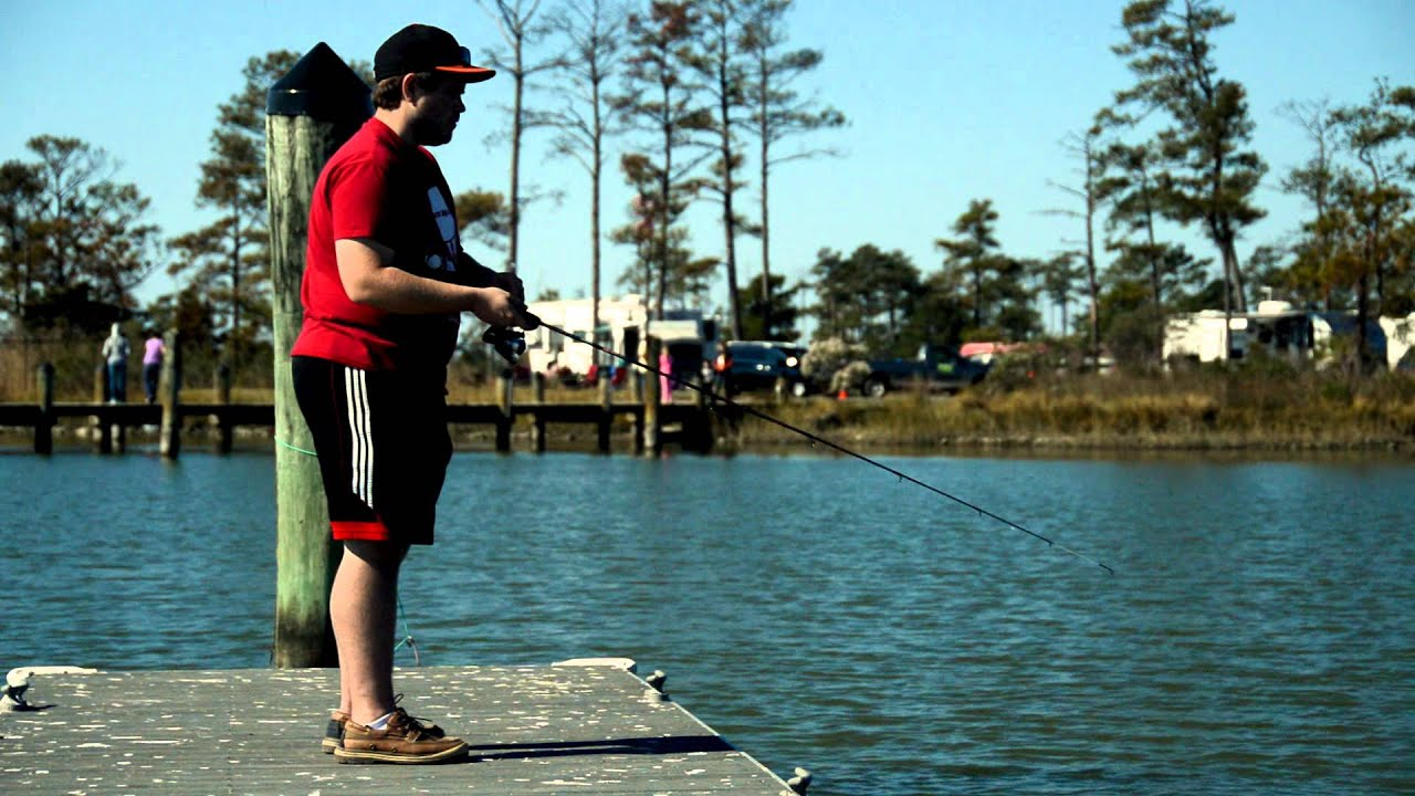 Camping trip point lookout state park md youtube for Point lookout fishing