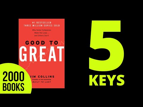 Good to Great Summary - Jim Collins