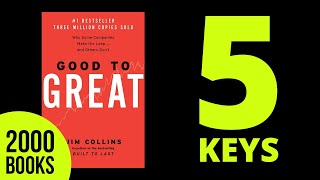 Скачать Good To Great Summary Jim Collins