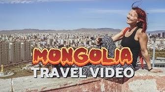 Welcome to Mongolia, Ulan Bator