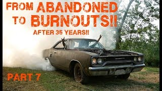 Gambar cover ABANDONED Muscle Car Revival! First Start in 35 years! -- Part 7