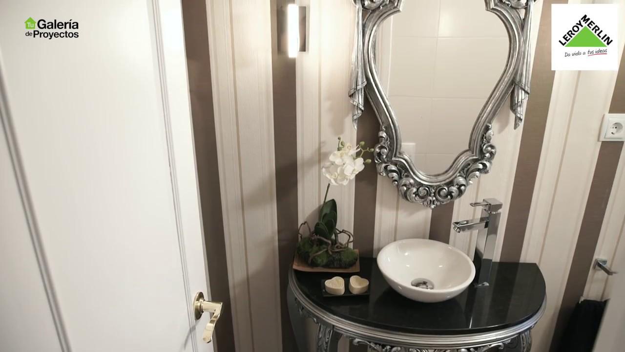 Cómo renovar un baño · LEROY MERLIN - YouTube
