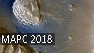 Марс из космоса 2018. Планета Марс Январь 2018, новейшие снимки.
