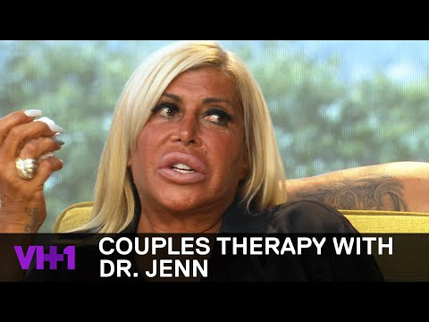 Couples Therapy With Dr. Jenn | Big Ang Has to Be Vulnerable or Face Divorce | VH1