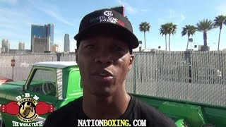 """Zab Judah Rips Freddie Roach: """"you're Not A Hof Trainer, Did Nothing As A Fighter"""""""