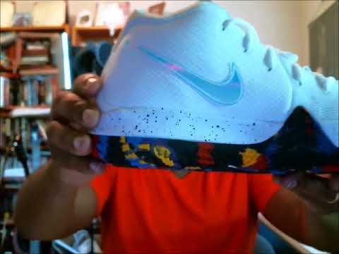 9b39e0f62ec Nike Kyrie 4  March Madness