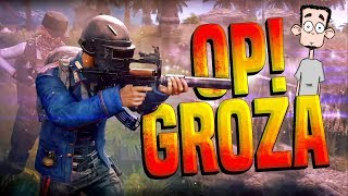 PUBG MOBILE OP GROZA RUSH GAMEPLAY LETS Gooo