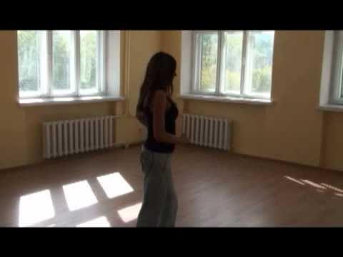 Танцуем сальсу - Базовый шаг