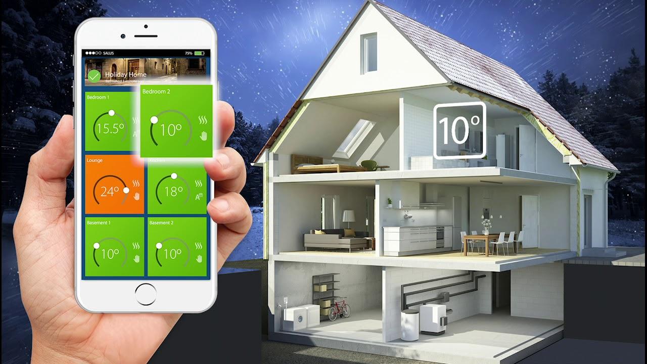 Salus Controls Uk Heating Controls Manufacturer