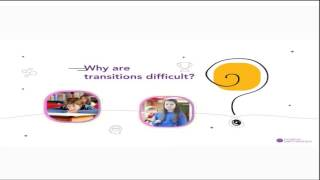 Supporting Successful Transitions and Change webinar recording