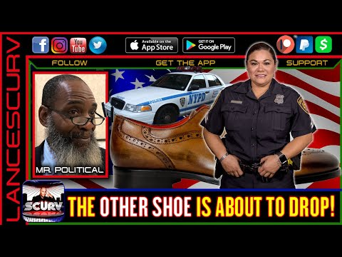 """""""THE OTHER SHOE IS ABOUT TO DROP!"""" - MR. POLITICAL"""