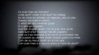 Nimeni Altu - Vreau Inapoi Lyrics