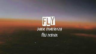 june marieezy - FLY [fkj remix] lyrics