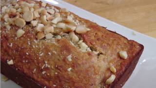 Island Banana Bread - Recipe by Laura Vitale - Laura in the Kitchen Episode 187