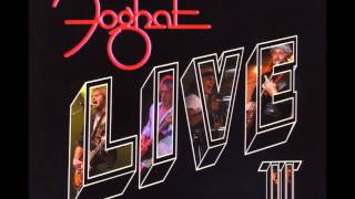 Foghat - Chateau Lafitte '59 Boogie (LIVE II audio only)