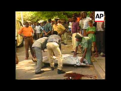 Haiti - Pro-Cedras Lawyer Killed