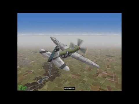 EUROPEAN AIR WAR MISSION 2 IN 2016! - Tribute To A Classic! :)