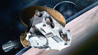Плутон׃ Видео С New Horizons  Полет Над Плутоном. 08.11.2016.