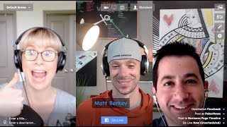 PN Pod w Matt Berkey on Latest Mystery Project