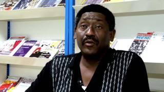 Gary VICTOR Ecrivain Haïtien  Entretien mené par Robert FONTES