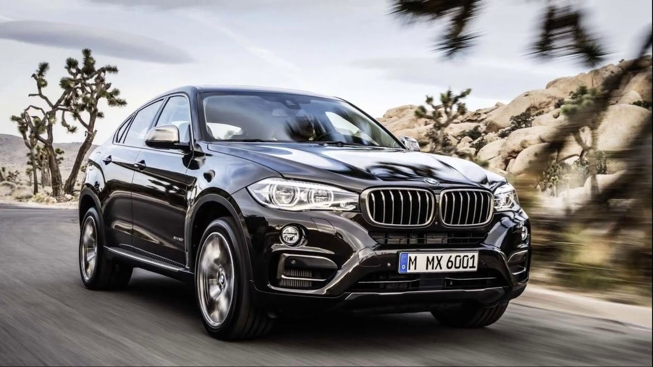 2018 Bmw X6 Review Youtube