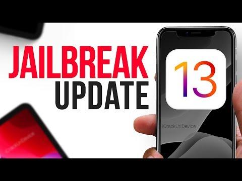 iOS 12.3.1 Jailbreak Update for iOS 12.4 - iOS 13! (NEW EXPLOITS)