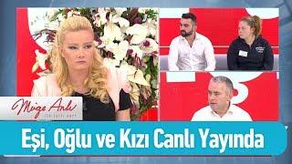 Eşi, oğlu ve kızı canlı yayında - Müge Anlı ile Tatlı Sert 6 Eylül 2019