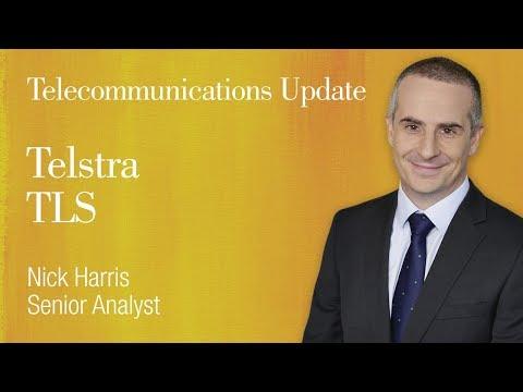 Telstra (ASX:TLS): Nick Harris, Senior Analyst
