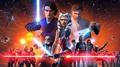 Clone Wars : Blinding Lights